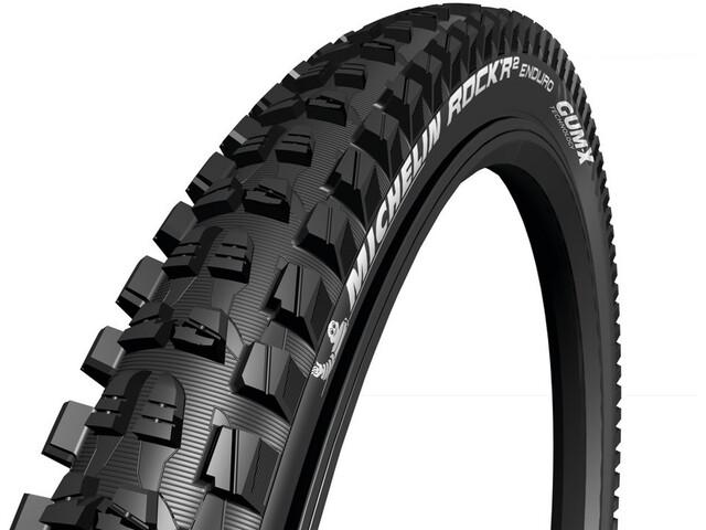 "Michelin Rock R2 Enduro - Pneu vélo - 27,5"" noir"